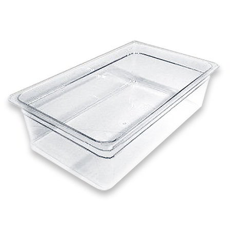 "True 811111 Food Storage Pan, Full Size, 12-3/4"" X 20-7/8"" X 6"""