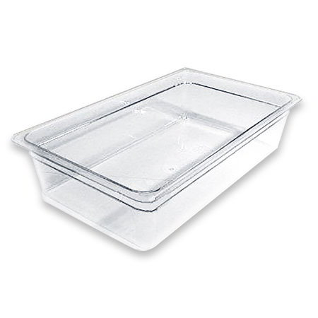 "True 811282 Food Storage Pan, Full Size, 12-3/4"" X 20-7/8"" X 4"""