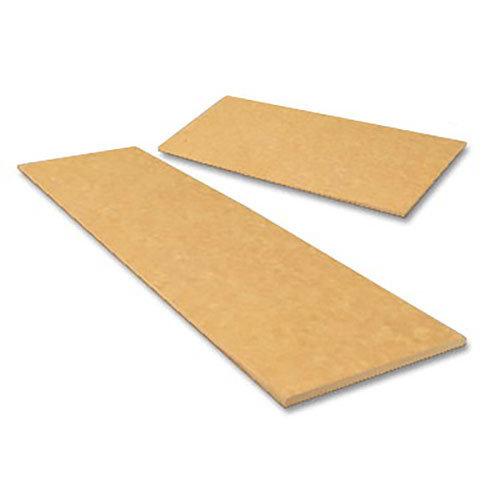 True 820619 Composite Cutting Board, 44-1/4 in x 19-1/2 in x 1/2 in for TPP44