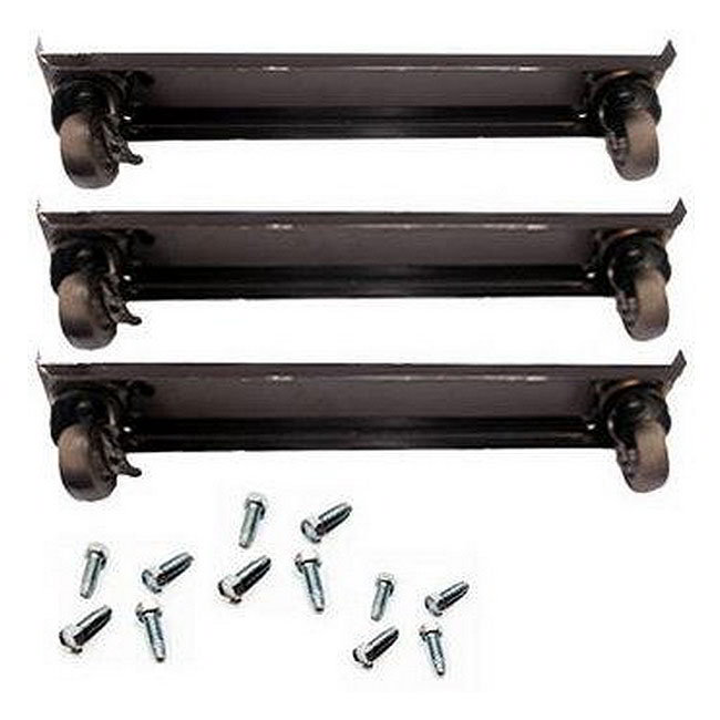 "True 872013 True 3"" Caster Set for TD9538"
