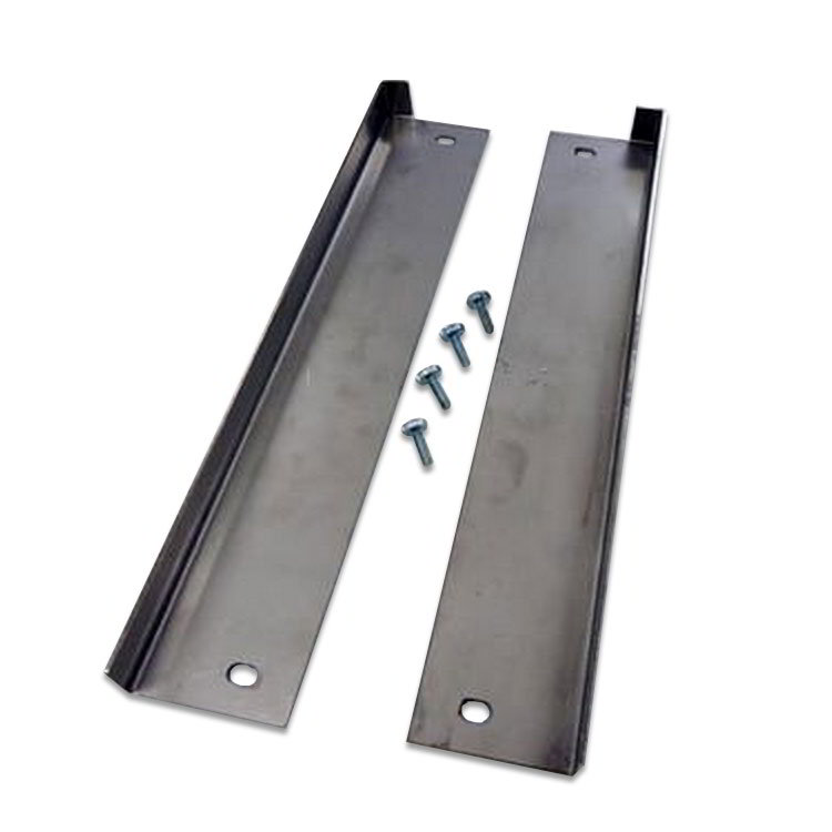 True 874656 L Brackets for TSSU Series 19 in Cutting Board, Without Rivet Tool