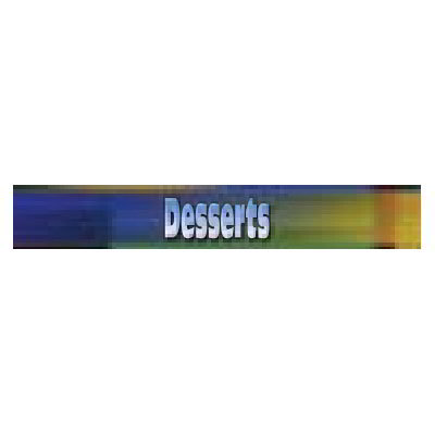 True 883971 Sign, Desserts, Blue & Green, for GDM26