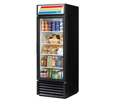 True Gdm 23 Rc Ld 27 Quot One Section Display Refrigerator W