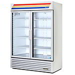 True Refrigeration GDM-49-LD WHT CVS