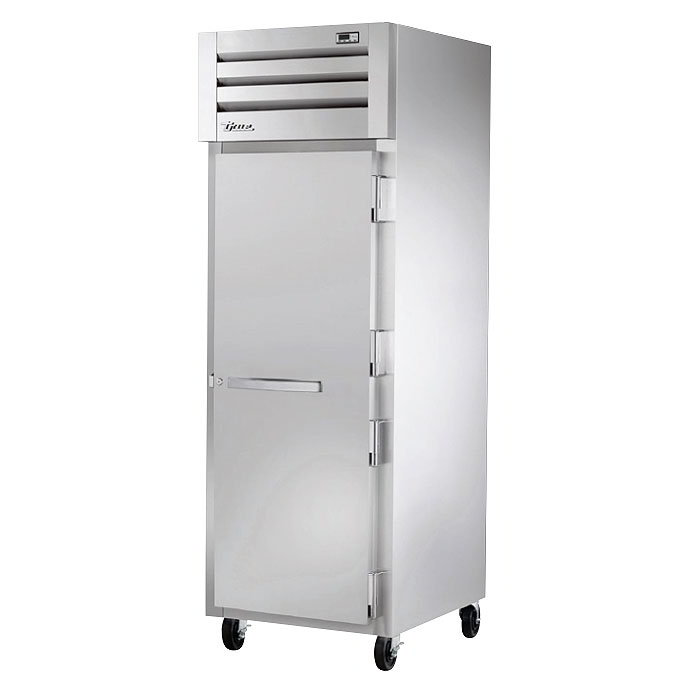 "True STA1F-1S 27.5"" Single Section Reach-In Freezer, (1) Solid Door, 115v"