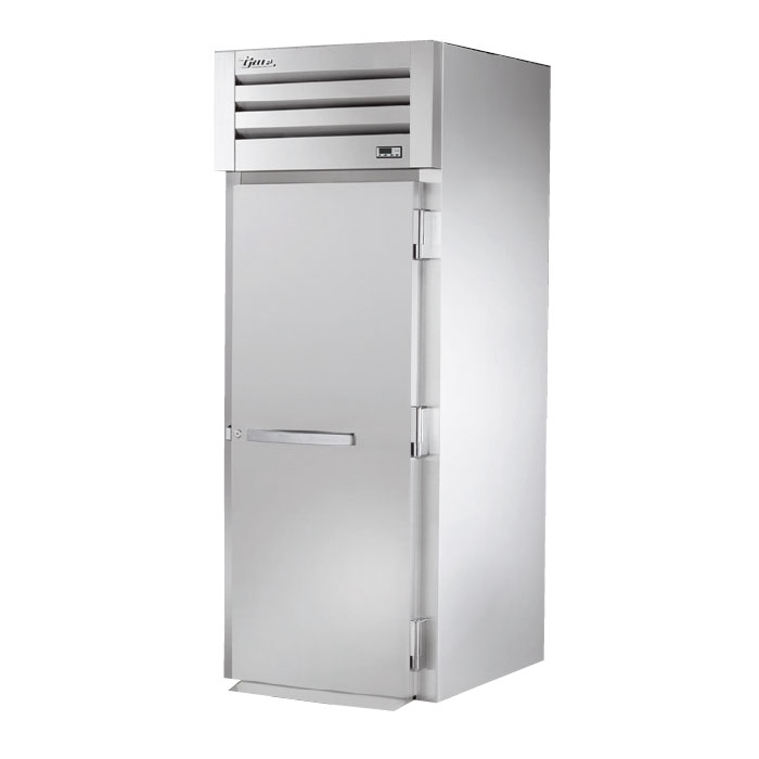 "True STG1FRI-1S 35"" Single Section Roll-In Freezer, (1) Solid Door, 115v"