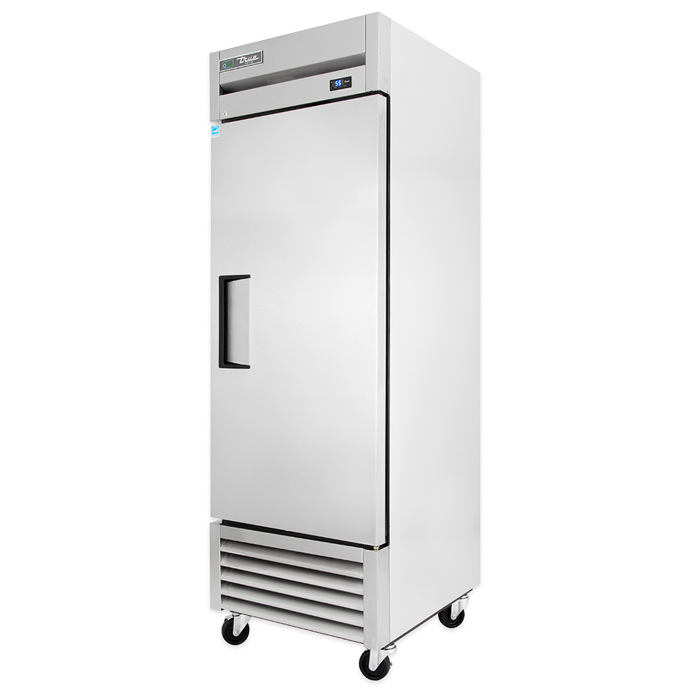 "True T-23F-HC 27"" Single Section Reach-In Freezer, (1) Solid Door, 115v"