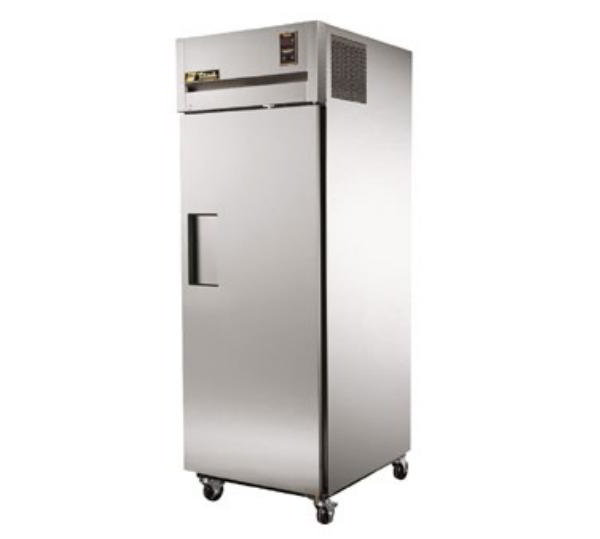 True TA1F-1S Reach In Freezer, Stainless Steel, 31-cu ft