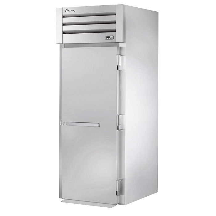 "True STA1RRI89-1S 35"" Single Section Roll-In Refrigerator, (1) Solid Door, 115v"