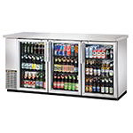 True Refrigeration TBB-24-72G-S-LD