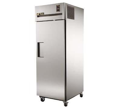 True TG1F-1S Freezer Reach-In 1 Section/Door 3 Shelves Restaurant Supply