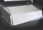 TRUE Refrigeration 940970 Night Cover For THAC60 White, Field Installed