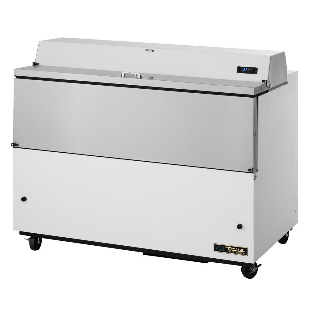True TMC-58-SS Milk Cooler w/ Top & Side Access - (1024) Half Pint Carton Capacity, 115v