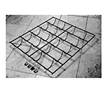 True 871714 Wine Rack for GDM69, GDM72, T72, TSD69, TBB2, TBB3 and TBB4