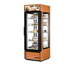 "True G4SM-23-LD 28"" Self Service Bakery Case w/ Straight Glass - (5) Levels, 115v"