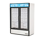 True GDIM-49NT-LD Indoor Ice Merchandiser w/ (117) 8-lb Bag Capacity, LED Lighting, 115v