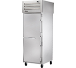 "True STG1RPT-1S-1S 28"" Single Section Pass-Thru Refrigerator, (1) Solid Door, 115v"