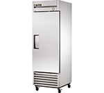 "True T-23F 27"" Single Section Reach-In Freezer, (1) Solid Door, 115v"