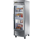 "True T-23FG 27"" Single Section Reach-In Freezer, (1) Solid Door, 115v"