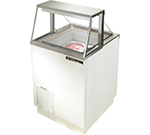 "True TDC-27 26.25"" Stand Alone Ice Cream Freezer w/ 4-Tub Capacity, 115v"