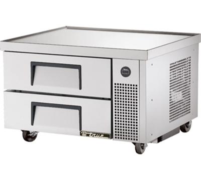 "True TRCB-36 36"" Chef Base w/ (2) Drawers - 115v"
