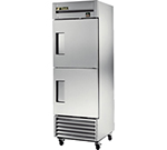 """True TS-23-2 27"""" Single Section Reach-In Refrigerator, (2) Solid Door, 115v"""