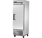 "True TS-23F 27"" One Section Reach-In Freezer, (1) Solid Door, 115v"