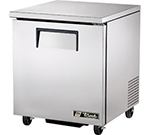True TUC-27F 6.5-cu ft Undercounter Freezer w/ (1) Section & (1) Door, 115v