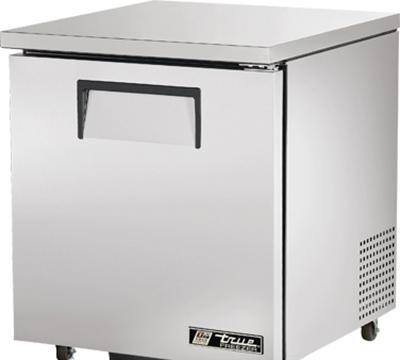 True TUC-27F-ADA 6.5-cu ft Undercounter Freezer w/ (1) Section & (1) Door, 115v