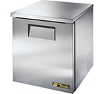 True TUC-27F-LP 6.5-cu ft Undercounter Freezer w/ (1) Section & (1) Door, 115v