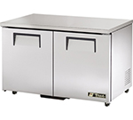 True TUC-48-ADA 12-cu ft Undercounter Refrigerator w/ (2) Sections & (2) Doors, 115v