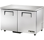 True TUC-48F-ADA 6.5-cu ft Undercounter Freezer w/ (2) Sections & (2) Doors, 115v