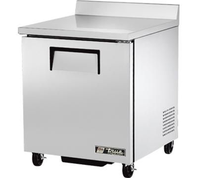 True TWT-27F 6.5-cu ft Undercounter Freezer w/ (1) Section & (1) Door, 115v