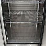 """True TS-72 78"""" Three Section Reach-In Refrigerator, (3) Solid Door, 115v"""