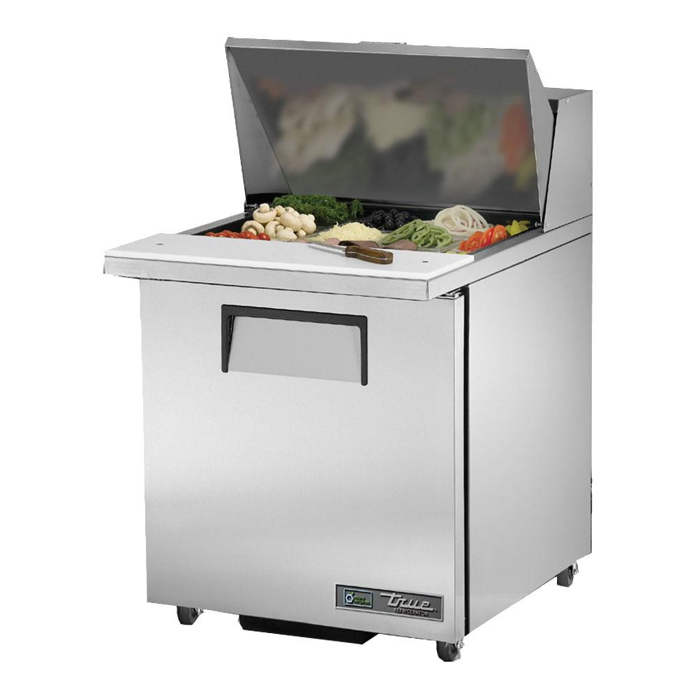 """True TSSU-27-12M-B-ADA-HC LH 27.63"""" Sandwich/Salad Prep Table w/ Refrigerated Base, 115v"""