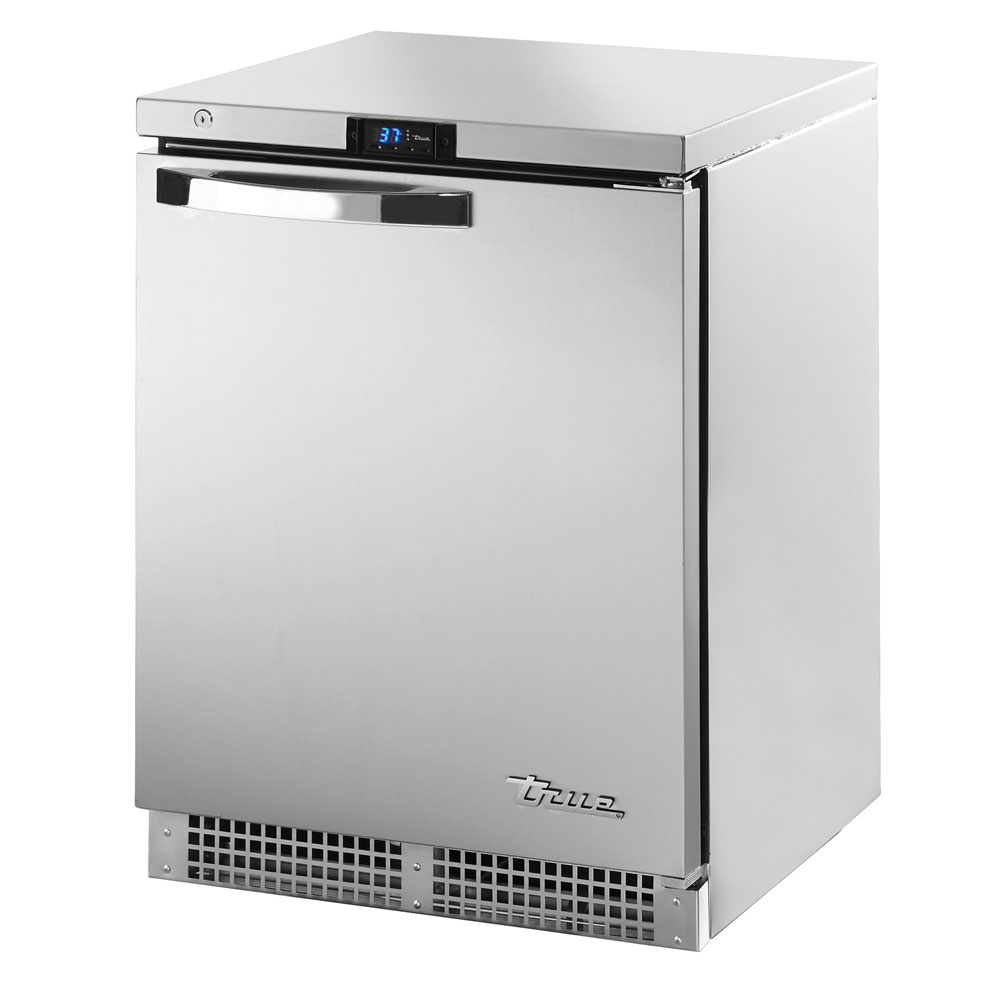 True TUC-24-HC~SPEC1 5-cu ft Undercounter Refrigerator w/ (1) Section & (1) Door, 115v