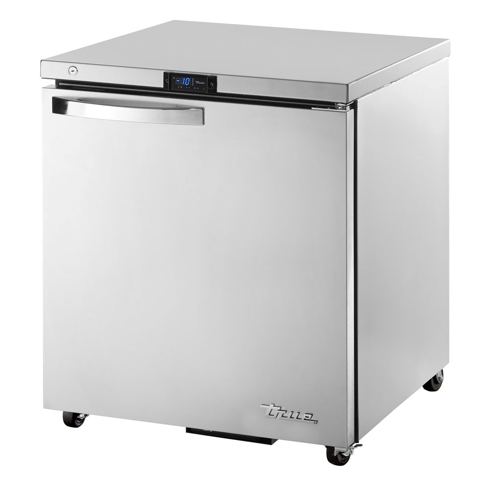 True TUC-27F-ADA-HC~SPEC1 6.5-cu ft Undercounter Freezer w/ (1) Section & (1) Door, 115v