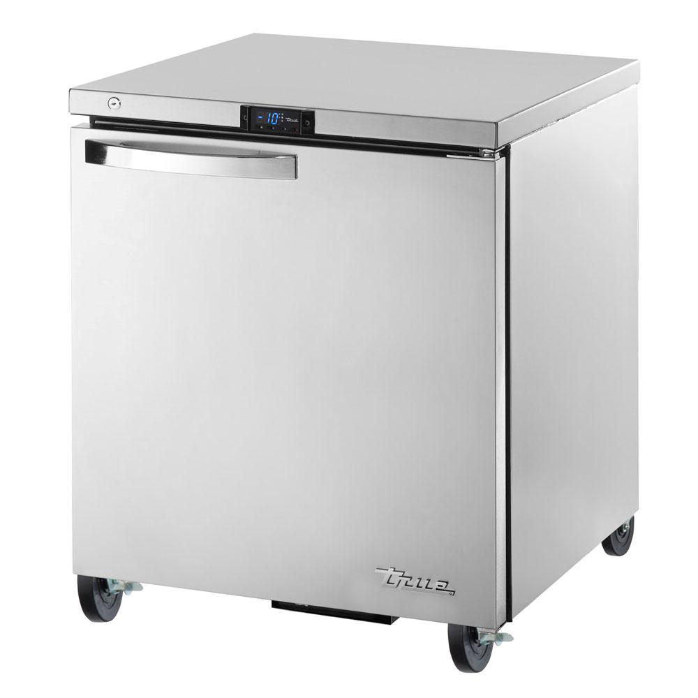 True TUC-27F-HC~SPEC1 6.5-cu ft Undercounter Freezer w/ (1) Section & (1) Door, 115v