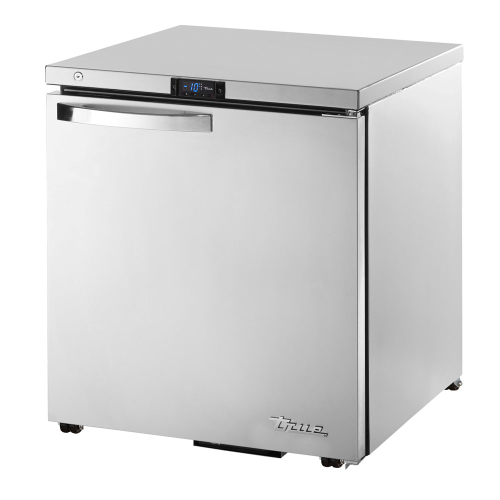 True TUC-27F-LP-HC~SPEC1 6.5-cu ft Undercounter Freezer w/ (1) Section & (1) Door, 115v