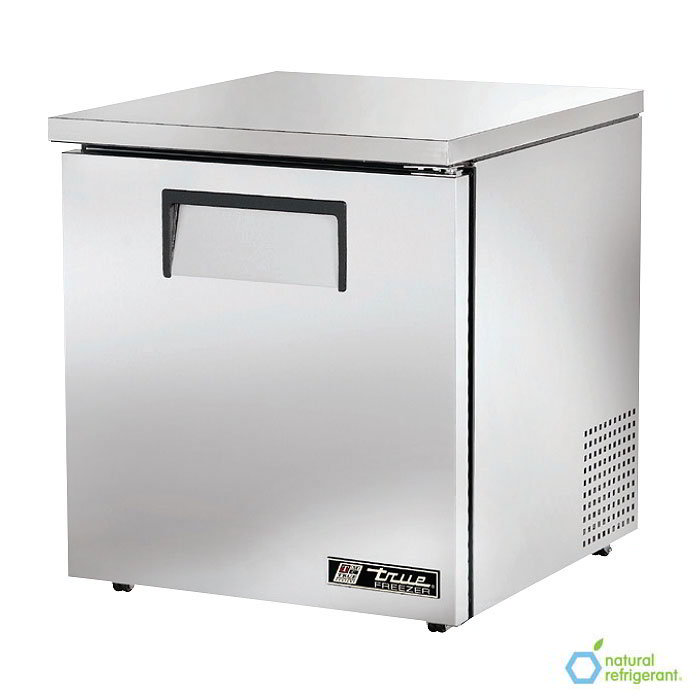 True TUC-27F-LP LH 6.5-cu ft Undercounter Freezer w/ (1) Section & (1) Door, 115v
