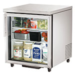 True TUC-27G-ADA 6.5-cu ft Undercounter Refrigerator w/ (1) Section & (1) Door, 115v