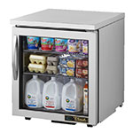 True TUC-27G-LP-HC~FGD01 Undercounter Refrigerator w/ (1) Section & (1) Door, 115v