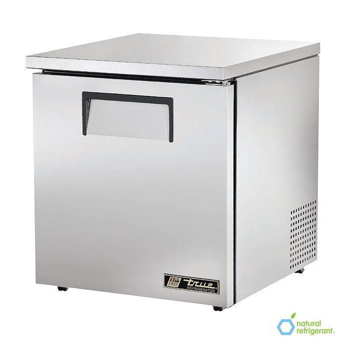 True TUC-27-LP-HC 6.5-cu ft Undercounter Refrigerator w/ (1) Section & (1) Door, 115v