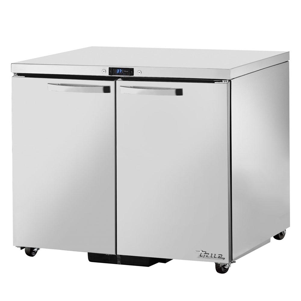 True TUC-36-ADA~SPEC1 8.5-cu ft Undercounter Refrigerator w/ (2) Sections & (2) Doors, 115v