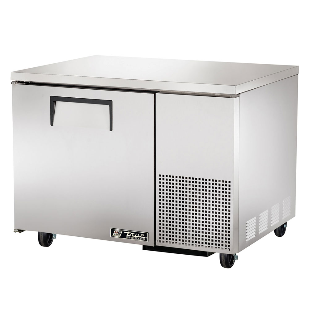 True TUC-44F 11.4-cu ft Undercounter Freezer w/ (1) Section & (1) Door, 115v
