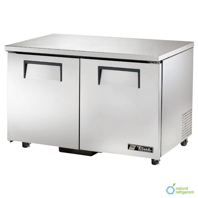 True TUC-48F-ADA 6.5-cu ft Undercounter Freezer w/ (2) Sections & (2) Doors, 115v