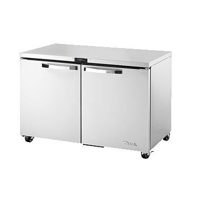 True TUC-48F-ADA-HC~SPEC1 12-cu ft Undercounter Freezer w/ (2) Sections & (2) Doors, 115v