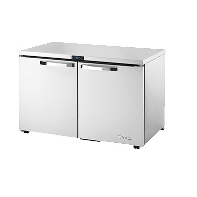 True TUC-48F-LP-HC~SPEC1 12-cu ft Undercounter Freezer w/ (2) Section & (2) Doors, 115v