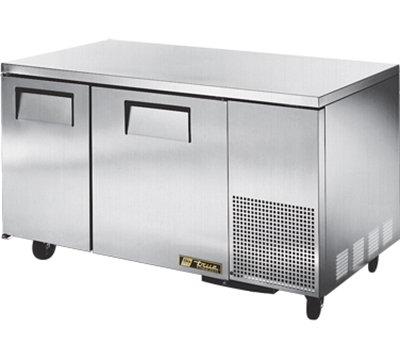 True TUC-60-32F-HD 15.9-cu ft Undercounter Freezer w/ (2) Sections & (2) Doors, 115v