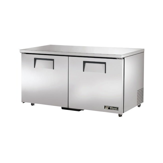 True TUC-60F-ADA 15.5-cu ft Undercounter Freezer w/ (2) Sections & (2) Doors, 115v